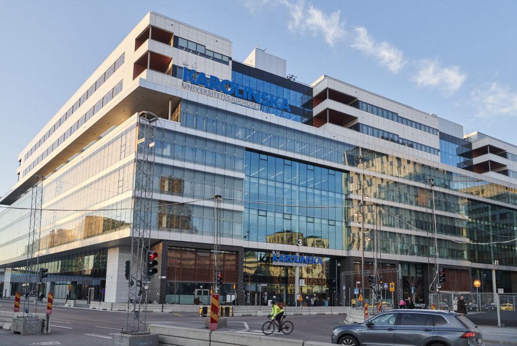 Spitalul Universitar Karolinska