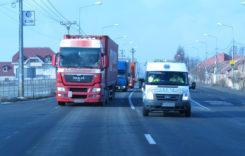 Șoferii de camion pot conduce de astăzi 11 ore pe zi