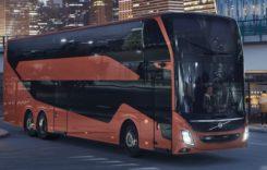 Volvo Buses lansează autocarul cu etaj Volvo 9700 DD