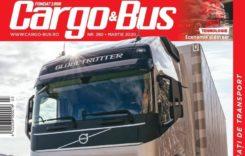 A apărut Cargo&Bus nr. 280, ediția martie 2020