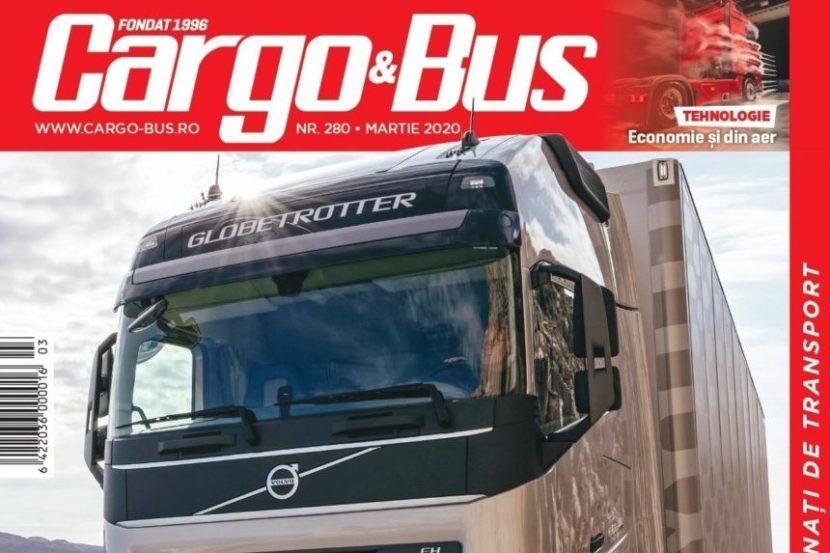 CargoBus 280 Martie 2020