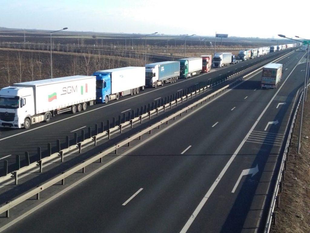 Măsuri cerute de IRU Guvernului României