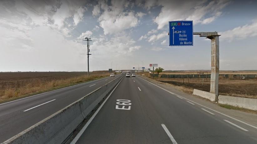 UNTRR solicită ridicarea restricției pentru camioane pe DN1 restricțiile Ploiești - Brașov