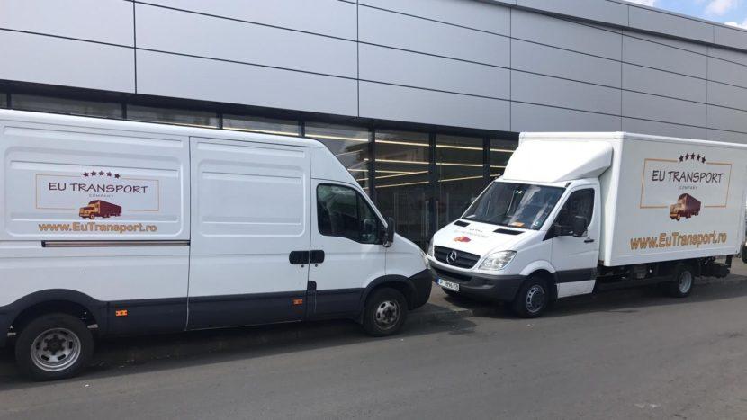EuTransport.ro își pune la dispoziție flota pentru sprijinirea sistemului medical