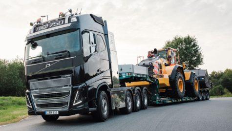Noul Volvo FH16 combină confortul cu puterea
