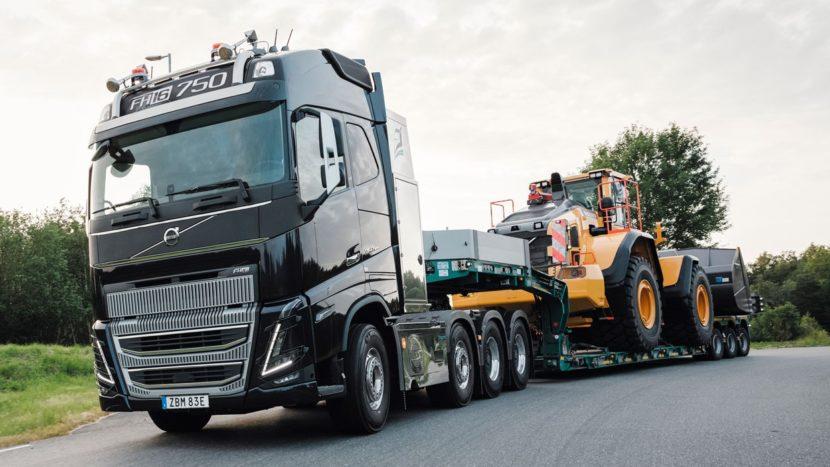 Noul Volvo FH16