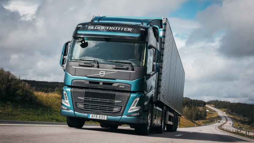 Noul Volvo FM: confort și vizibilitate îmbunătățite