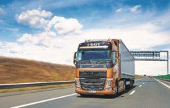 Înmatriculări de camioane grele în România în luna februarie