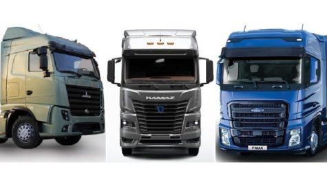 """Camioanele din est care și-au propus să """"spargă"""" monopolul vesticilor"""