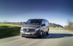 Mercedes-Benz Vito: noi motoare și echipamente