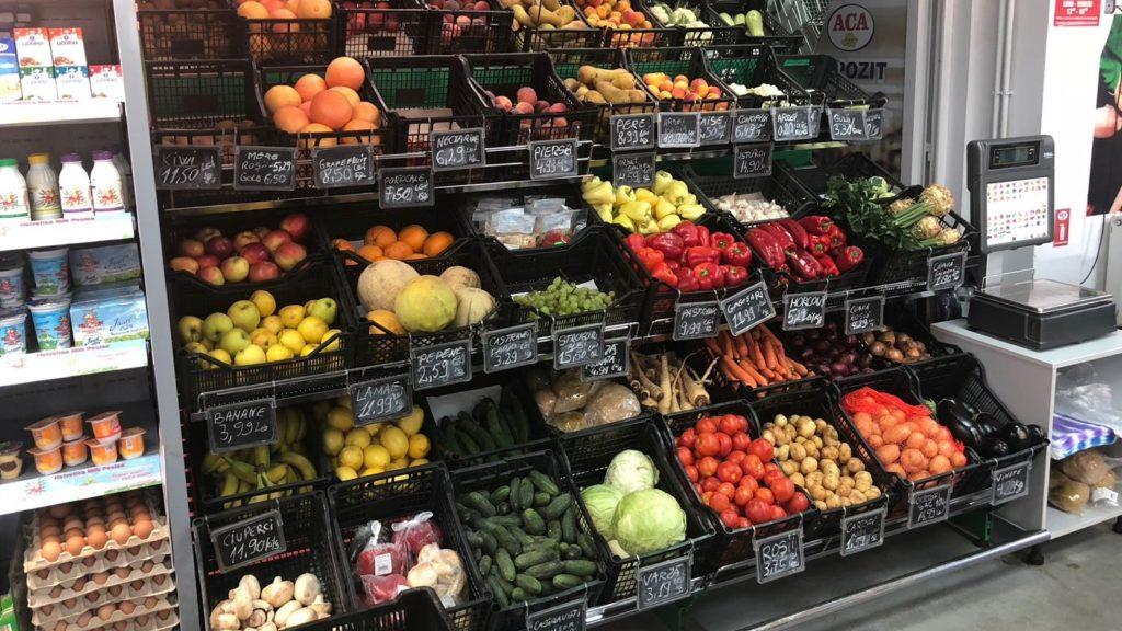 UNTRR: Creșterea prețurilor alimentelor nu este cauzată de transportatori