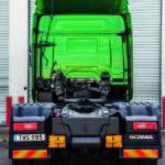 Scania G 410 LNG spate cabina
