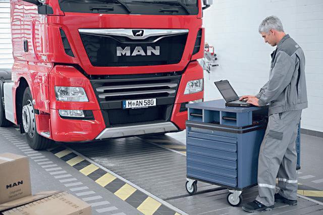 MHS Truck Service va avea program normal de funcționare