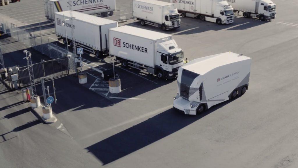 Muncă la domiciliu pentru șoferii de camion? A apărut prima ofertă