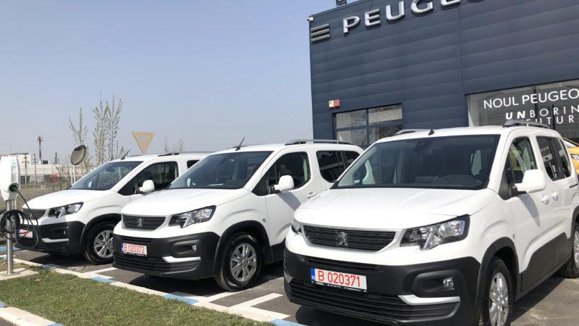"""Trust Motors și Toyota România au răspuns la apelul de a sprijini Institutul de Boli Infecțioase """"Matei Balș"""""""