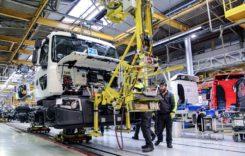 Renault începe producția de serie a camioanelor electrice