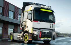 T 01 Racing, prima ediție specială pentru camioane rulate