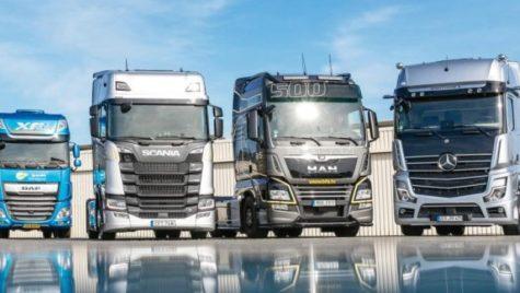 DAF, MAN, Mercedes și Scania închid fabricile din Europa