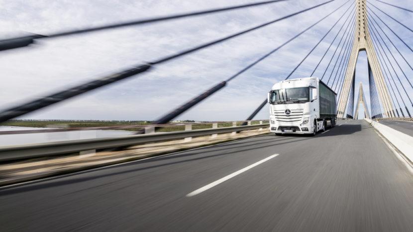 Ce interdicții pentru camioane se aplică de Paștele catolic