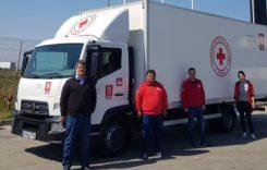 Renault Trucks, alături de Crucea Roșie România