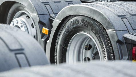 Sfaturi Michelin pentru camioanele parcate timp îndelungat