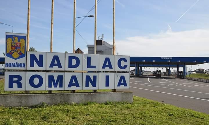 Program extins pentru intrarea în Ungaria la Nădlac 1 Ungaria își închide granițele