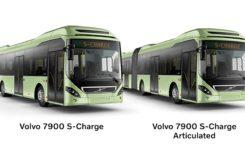 Noua gamă de autobuze hibrid Volvo S-Charge