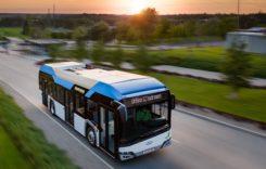 Comandă pentru 20 de autobuze Solaris cu hidrogen