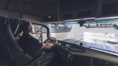 Volvo Trucks introduce contractul de service Uptime Care