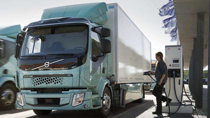 762 de camioane electrice noi înmatriculate în Europa în 2019