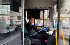 Recomandări CE pentru ieșirea din izolare: deplasarea cu autoturismul, preferată transportului public