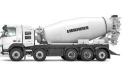 Liebherr lansează primele betoniere complet electrice