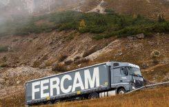 Fercam introduce curse de camion din China
