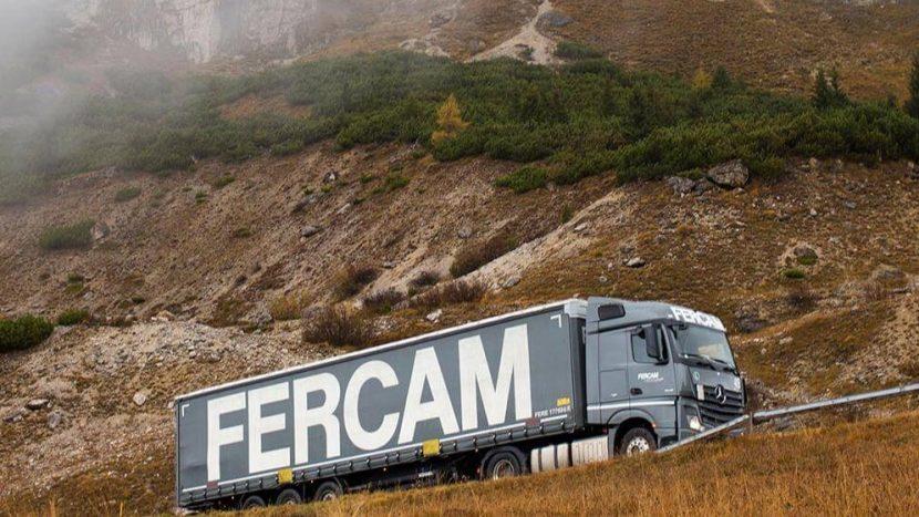 Fercam introduce curse de camion din China în Europa