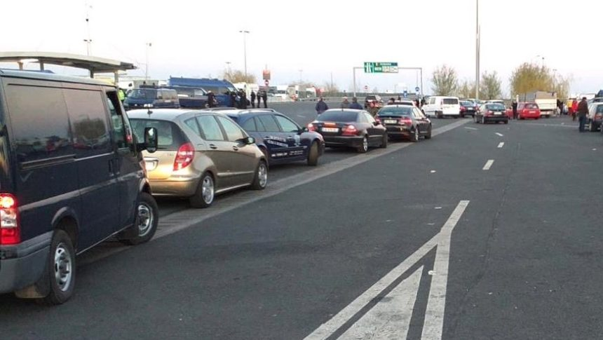 Șoferii pot tranzita Ungaria, Austria și Germania spre locul de muncă din UE