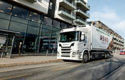 Scania va livra 75 de camioane electrice cu baterii în Norvegia