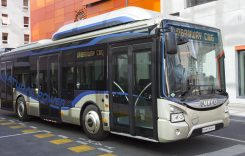 13 autobuze Iveco Urbanway CNG la Giurgiu