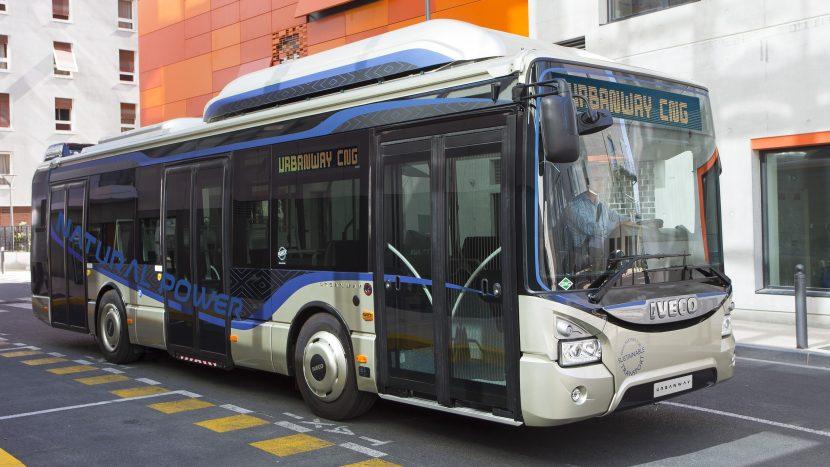 Autobuze Iveco Urbanway CNG Giurgiu