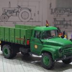 Arin Panait machete de camioane românești