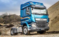 DAF introduce sistemul hidraulic de tracțiune față PXP