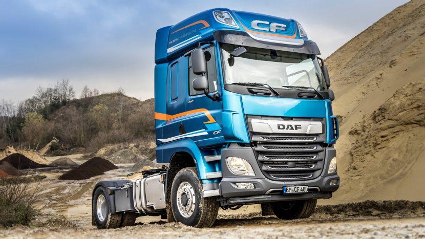 DAF introduce sistemul de tracțiune față decuplabil PXP