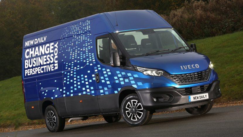 Iveco Daily a câștigat premiul Trade Van Driver Award 2020