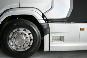 Scania introduce două noi sisteme de detecție laterală