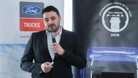 Interviu: În criză, transportatorii vor camioane cu costuri mici de operare, precum Ford F-Max