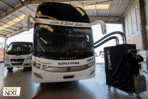 Sistem de dezinfectare rapida a autobuzelor si autocarelor