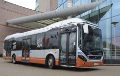 Comandă pentru 128 de autobuze Volvo 7900 Hybrid