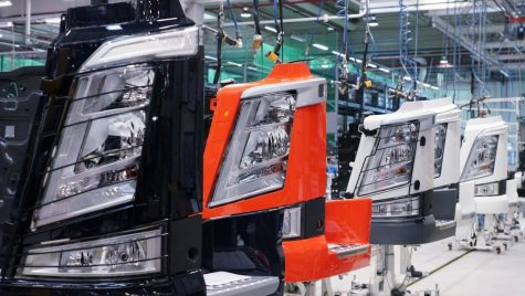 Volvo Trucks repornește producția