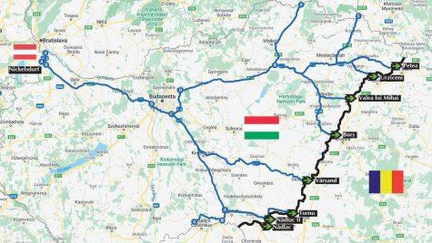 Taxele de drum din Ungaria cresc în 2021