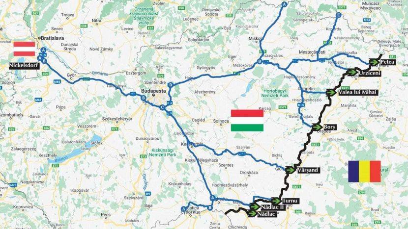 totul despre tranzitarea Ungariei