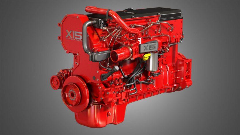Cummins dezvoltă un motor diesel cu funcție de dezactivare a cilindrilor